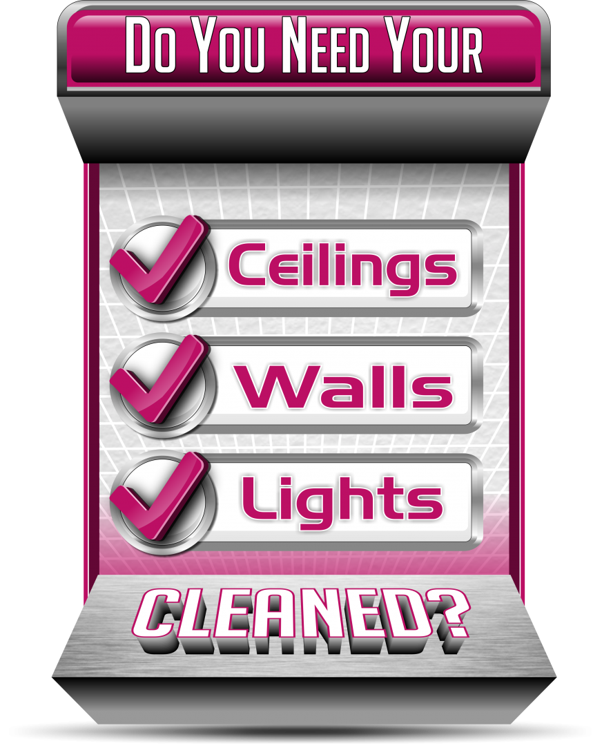 Acoustic Tile Cleaning Services Company for Acoustic Tile Cleaning Services in Raleigh NC Do you need your Ceilings, Walls, or Lights Cleaned