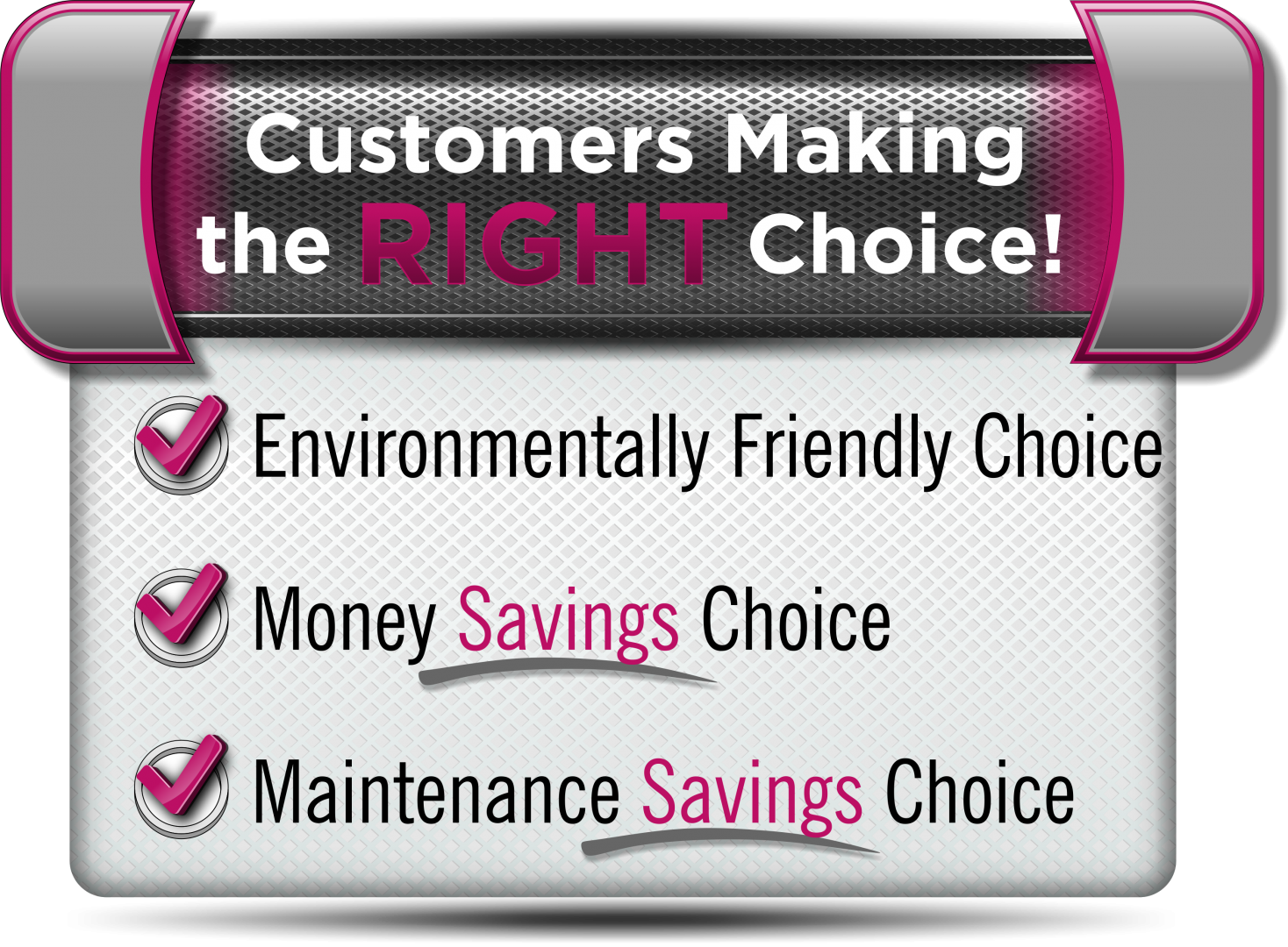 Customers making the right Choice by using our Acoustic Tile Cleaning Services