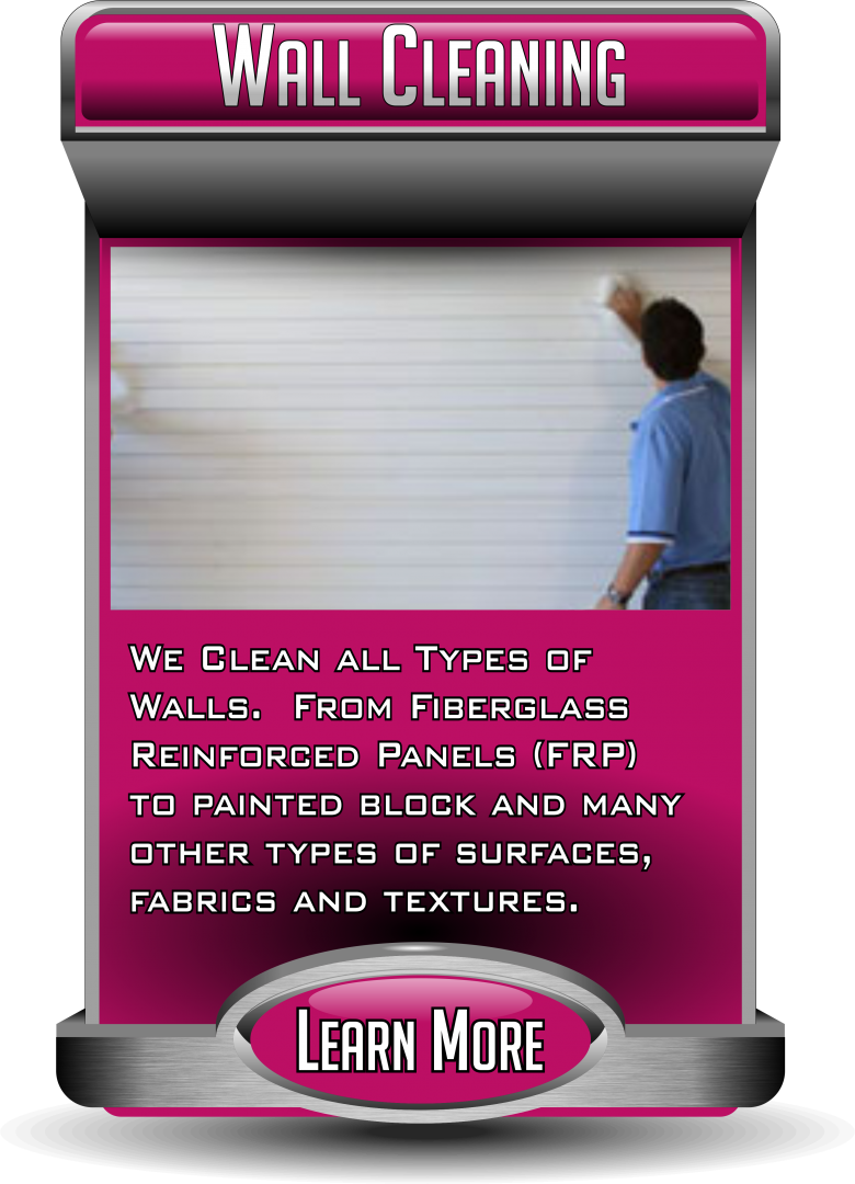 Wall Cleaning Services in Raleigh NC