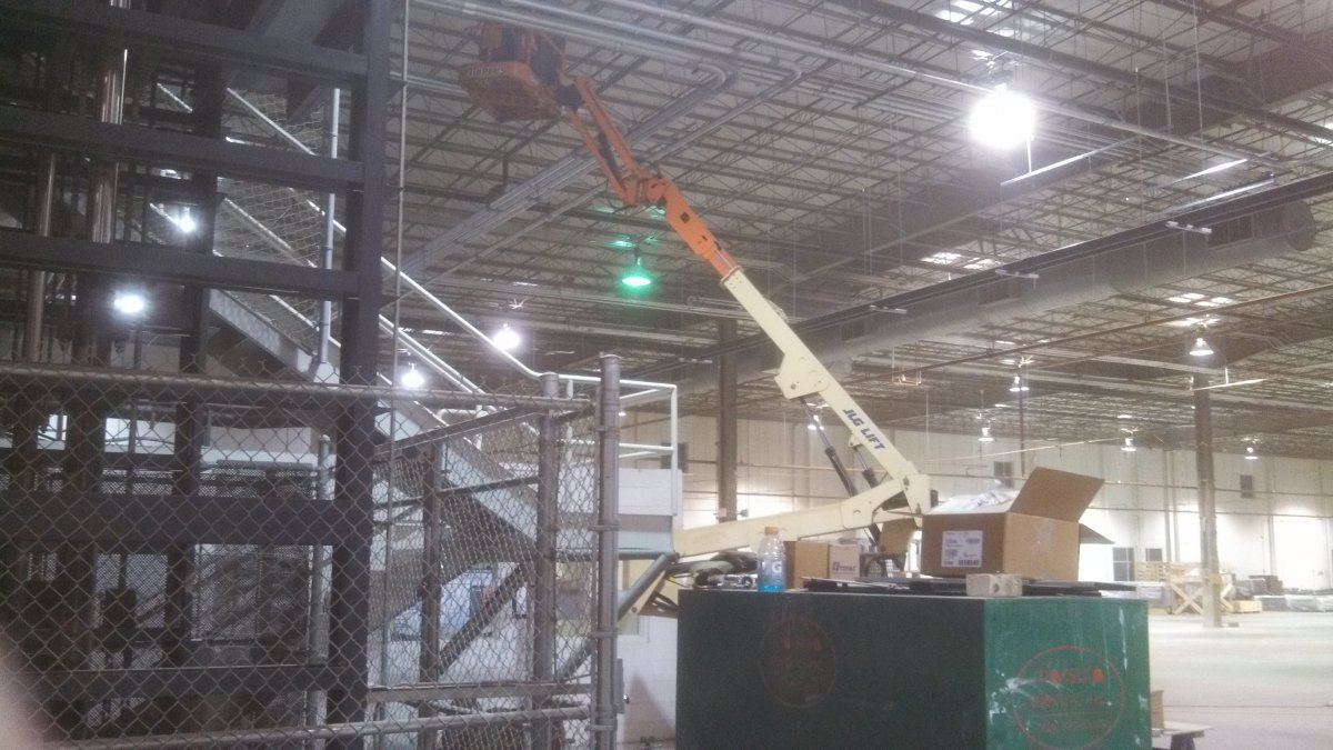 Open Structure Cleaning Services in Sims, NC